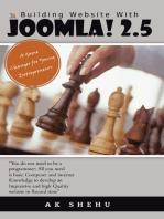 Building Website with Joomla! 2.5