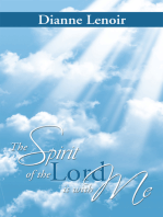 The Spirit of the Lord Is with Me