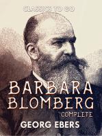 Barbara Blomberg Complete