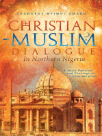 Christian-Muslim Dialogue in Northern Nigeria