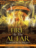 Fire at the Altar