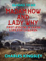 Madam How and Lady Why or First Lessons in Earth Lore for Children
