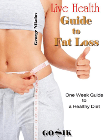 Live Healthy - Guide to Fat Loss