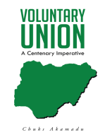 Voluntary Union: A Centenary Imperative