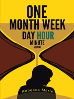 One Month Week Day Hour Minute Second