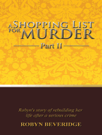 A Shopping List for Murder - Part Ii