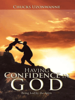 Having Confidence in God