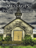 Messages from the Small Country Church