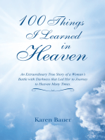 100 Things I Learned in Heaven