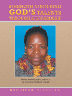 Strength Nurturing God'S Talents Through Stewardship