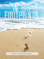 In His Footprints