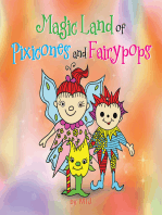 Magic Land of Pixicones and Fairypops