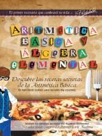 Aritmética Básica Y Álgebra Elemental