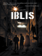Iblis: The Second Book of the Psychs Series