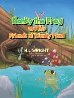 Honky the Frog
