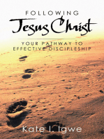 Following Jesus Christ