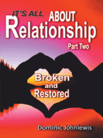 It'S All About Relationship Part Two