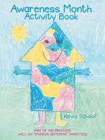 Awareness Month Activity Book