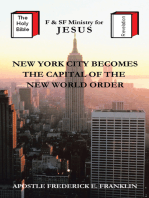 New York City Becomes the Capital of the New World Order