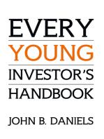 Every Young Investor'S Handbook