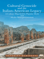 Cultural Genocide and the Italian-American Legacy