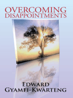Overcoming Disappointments