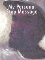 My Personal Stop Message