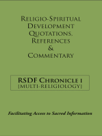 Rsdf Chronicle I