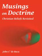 Musings on Doctrine