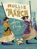 Mollie On The March