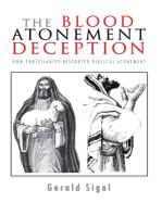 The Blood Atonement Deception