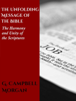 The Unfolding Message of the Bible