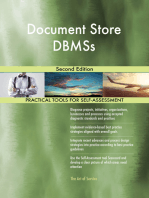Document Store DBMSs Second Edition