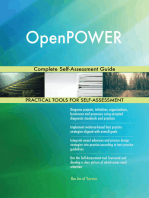 OpenPOWER Complete Self-Assessment Guide