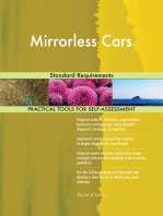 Mirrorless Cars Standard Requirements
