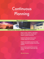 Continuous Planning Second Edition