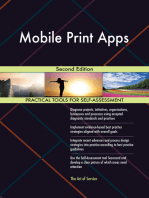 Mobile Print Apps Second Edition