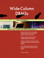Wide-Column DBMSs Second Edition