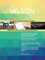 Wi-SUN Complete Self-Assessment Guide