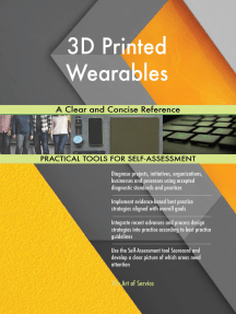 3D Printed Wearables A Clear and Concise Reference