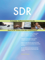 SDR Complete Self-Assessment Guide