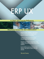 ERP UX A Clear and Concise Reference