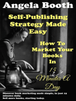 Self-Publishing Strategy Made Easy