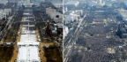 Trump Inauguration Crowd Photos Were Edited After He Intervened
