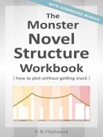 The Monster Novel Structure Workbook