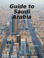 Guide to Saudi Arabia