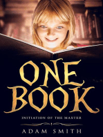 One Book. Initiation of the Master.
