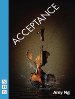 Acceptance (NHB Modern Plays)