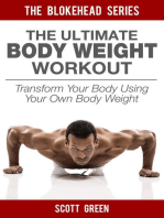 The Ultimate BodyWeight Workout