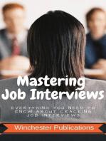 Mastering Job Interviews